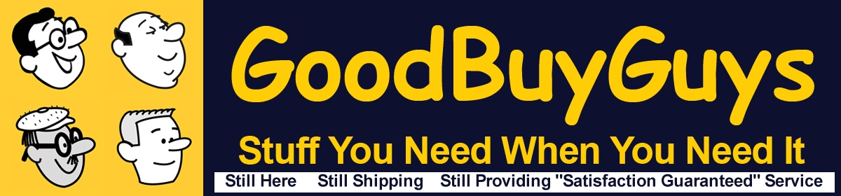 Gaffers Tape, Batteries & More – Production Supplies From GoodBuyGuys.com