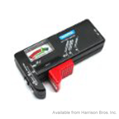 Battery tester from Buybattery.com