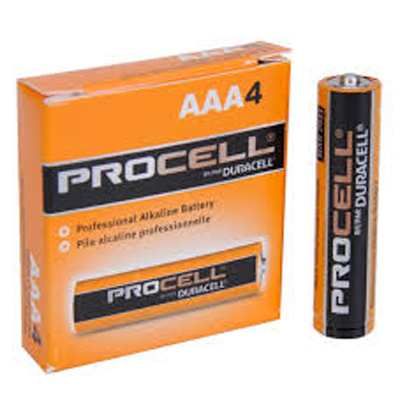 Duracell Procell AAA Battery-Carton of 144 [DP_AAA_144
