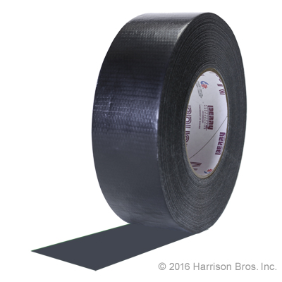 2 Inch Black Nashua 398 Duct Tape W222 6 39