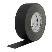 Black Gaffers Tape From GoodBuyGuys.com